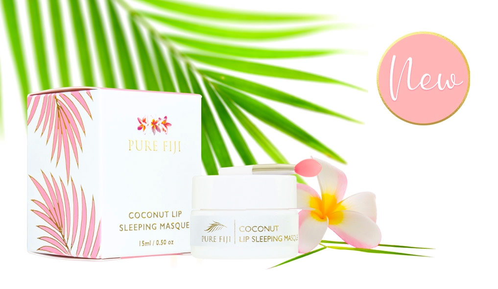 COCONUT LIP SLEEPING MASQUE