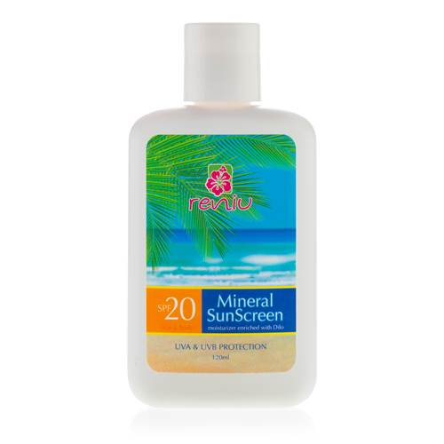 Reniu Mineral Sunscreen (4oz/120ml)