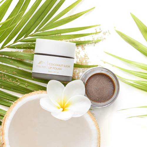 Coconut Lip Polish (0.7oz/20g)