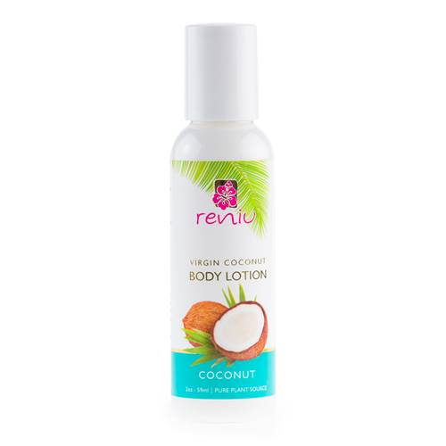 Reniu Coconut Body Lotion (Travel Size)