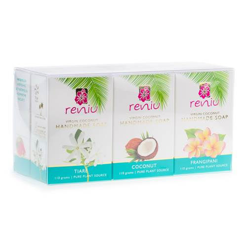 Reniu Spa Soap 6 Pack
