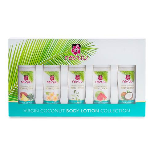 Reniu Body Lotion Collection (5 x 1oz/30ml)