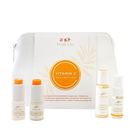 Vitamin C Brightening Collection Bag